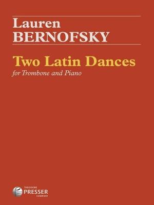 Lauren Bernofsky: Two Latin Dances