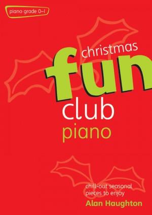 Haughton: Fun Club Christmas Piano