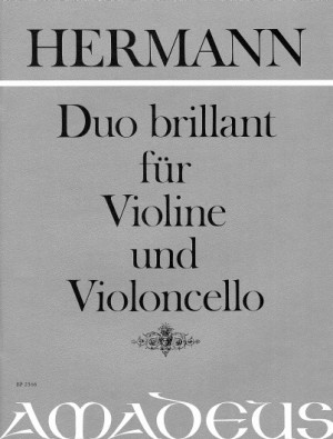 Hermann, F: Duo Brillant G major op. 12