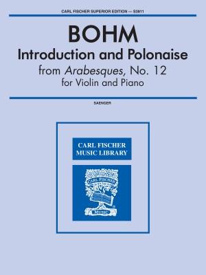 Carl Bohm: Introduction & Polonaise