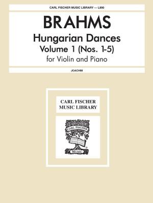 Johannes Brahms: Hungarian Dances