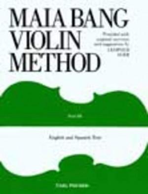 Maia Bang Violin Method Part Three
