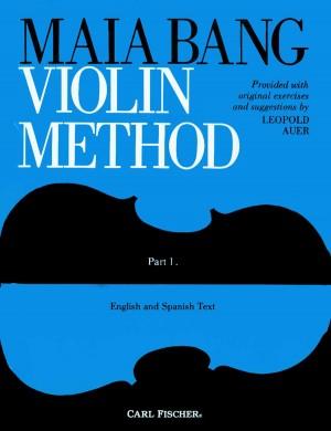 Maia Bang Violin Method Part One
