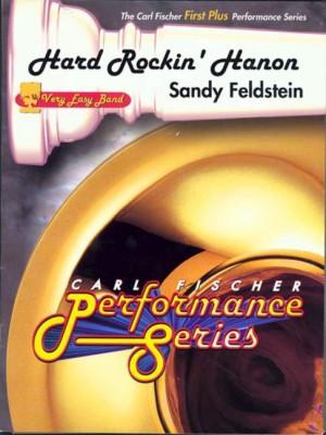 Feldstein, S: Hard Rockin' Hanon Band Set