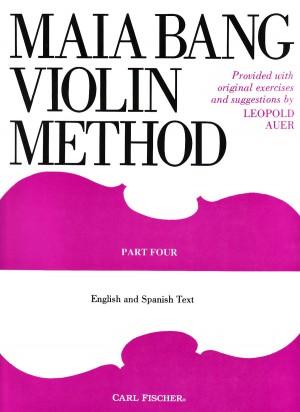 Maia Bang Violin Method Part Four
