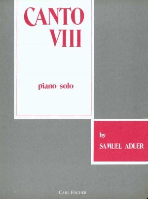 Adler: Canto No.8