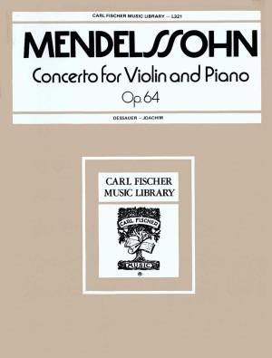 Mendelssohn: Concerto E-min Op64 Vlns