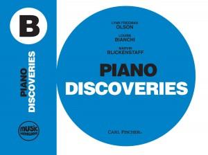 Louise Bianchi_Lynn Freeman Olson: Piano Discoveries