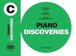 Lynn Freeman Olson: Piano Discoveries - C