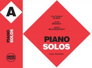 Louise Bianchi_Lynn Freeman Olson: Piano Solos