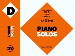 Louise Bianchi_Lynn Freeman Olson: Piano Solos - D