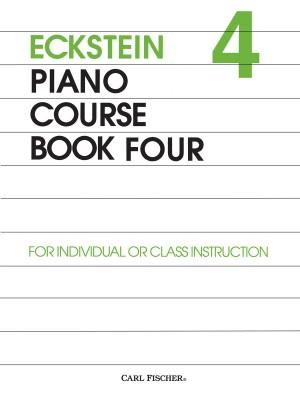 Maxwell Eckstein_Gioachino Rossini: Eckstein Piano Course Book Four