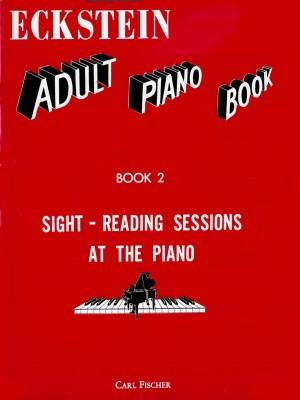 Eckstein: Eckstein Adult Piano Book Vol.2