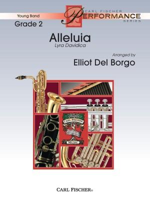 Del Borgo: Alleluia Band Set