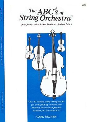 Rhoda: The ABCs of String Orchestra (Cello)