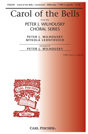 Mykola D. Leontovich: Carol Of The Bells