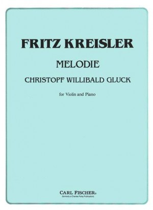 Christoph Willibald Gluck: Melodie
