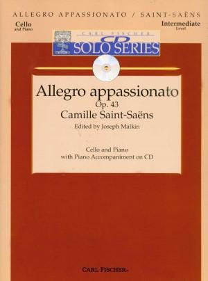 Saint-Saens: Allegro appassionato, Op. 43