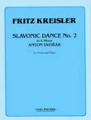 Fritz Kreisler_Antonín Dvořák: Slavonic Dance No. 2 In E Minor