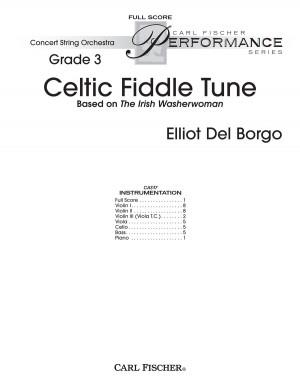 Elliot Del Borgo: Celtic Fiddle Tune