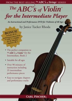 Rhoda: The ABCs of Violin Vol.2: For the intermediate Player