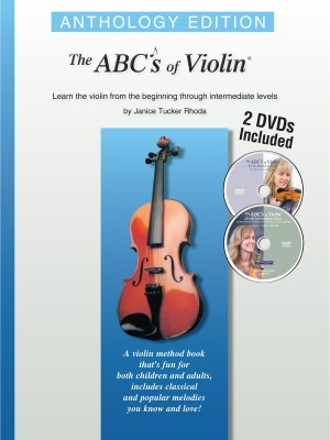Janice Tucker Rhoda: The ABCs Of Violin - Anthology Edition Product Image