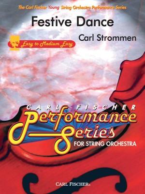 Carl Strommen: Festive Dance