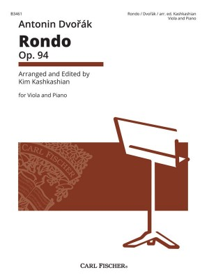 Alan Lee Silva_Antonín Dvořák: Rondo