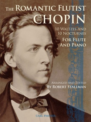 The Romantic Flutist: Chopin Product Image