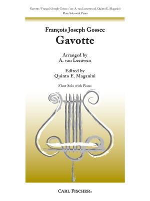 Gossec: Gavotte (arr. A.van Leeuwen)
