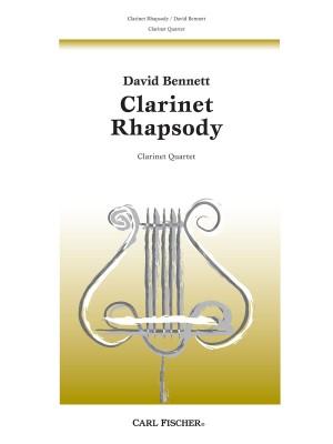 David Bennett: Clarinet Rhapsody
