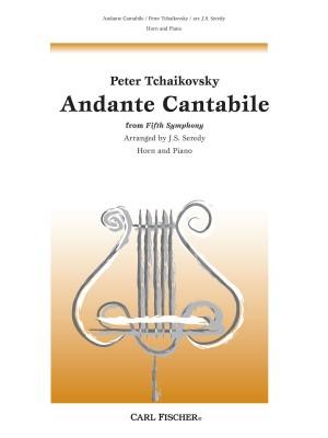 Pyotr Ilyich Tchaikovsky: Andante Cantabile