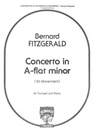 Fitzgerald: Concerto in A flat major