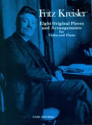 Kreisler, F: Fritz Kreisler Collection 5 Vol. 5