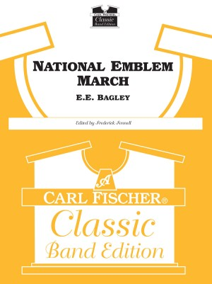 Ed E. Bagley: National Emblem