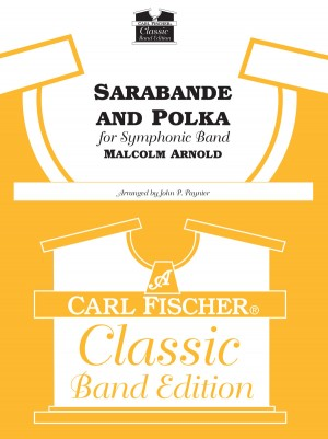 Malcolm Arnold: Sarabande and Polka