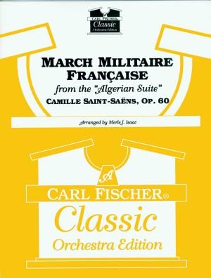 Camille Saint-Saëns: March Militaire Francaise