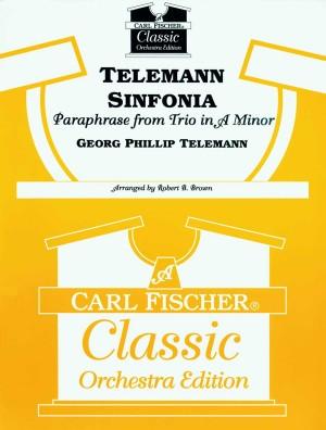 Telemann: Telemann Sinfonia