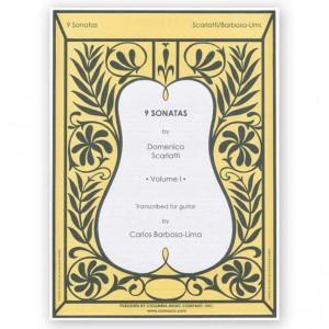 Scarlatti, D: 9 Sonatas Vol. 1