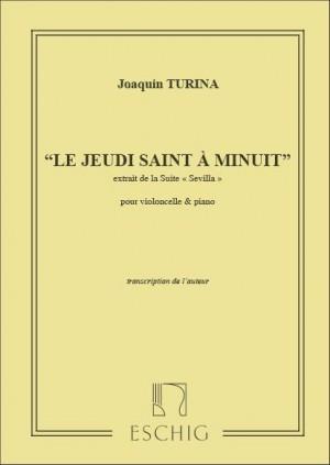 Turina: Le Jeudi-Saint à Minuit Op.2, No.2