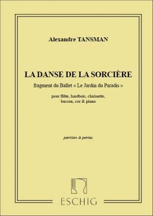 Tansman: La Danse de la Sorcière