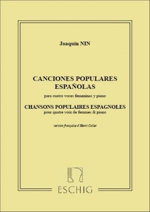 Nin: Chansons populaires espagnoles