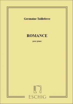 Tailleferre: Romance