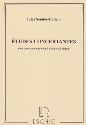 Semler-Collery: Etudes concertantes