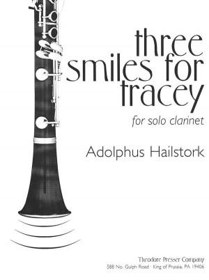 Hailstork: 3 Smiles for Tracey