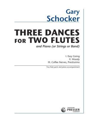 Schocker: 3 Dances