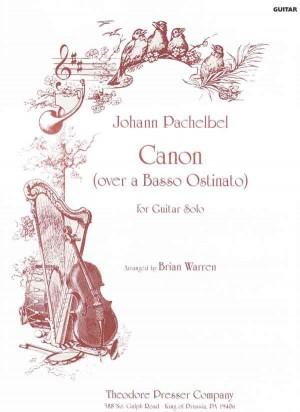 Pachelbel: Canon (arr. B.Warren)