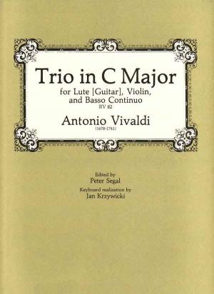 Vivaldi: Trio FXVI/3 (RV82) in C major