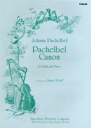 Pachelbel: Canon (arr. D.Dorff)