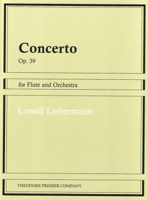 Liebermann: Concerto Op.39 Product Image